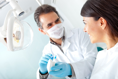 Are you visiting the dentist during your orthodontic treatment